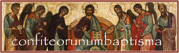 confiteor unum baptisma