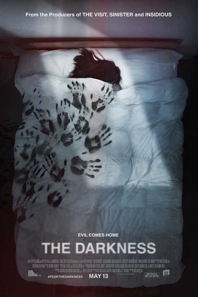 Ver Pelicula The Darkness en latino