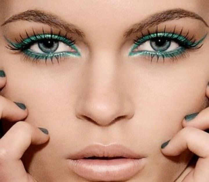 Büyüleyici Göz Makyajları