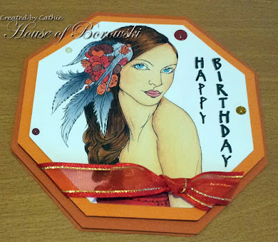 Diecut Divas, Morgans ArtWorld Cameo 13