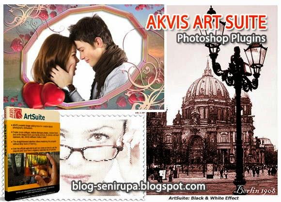 Akvis ArtSuite 10.5  Photoshop Plugins With Keygen
