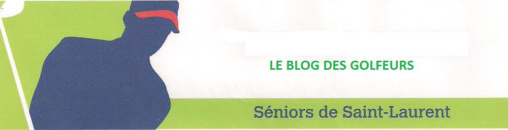 Les golfeurs Seniors de Saint-Laurent