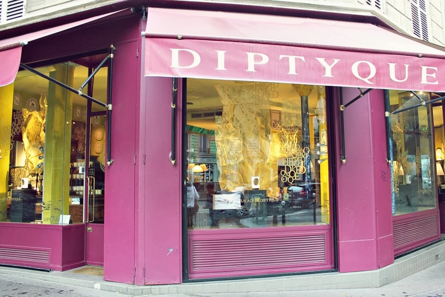 Diptyque em paris velas deliciosas a garota de ipanema for 34 boulevard saint germain paris