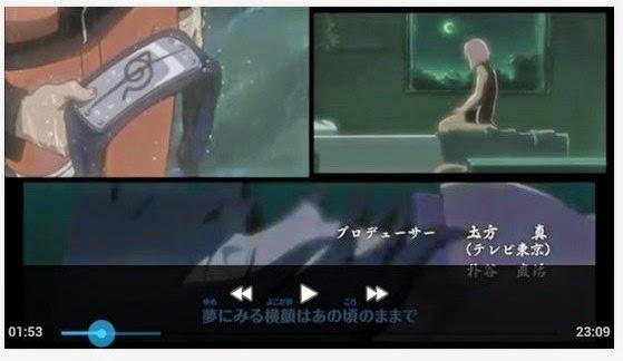Cara Menonton Film Naruto Dan Manga Di Android Secara Gratis