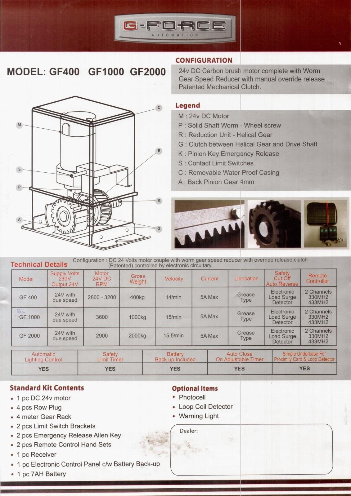 Autogate Malaysia  Technical Support