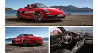 Stylish and Luxurious, 2015 Porsche Boxster