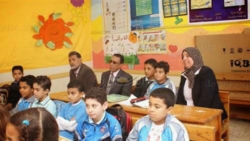 معرض للصحافة المدرسية بالسويس بمشاركة 75 مدرسة