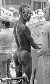 NYC GAY PRIDE PARADE 1976