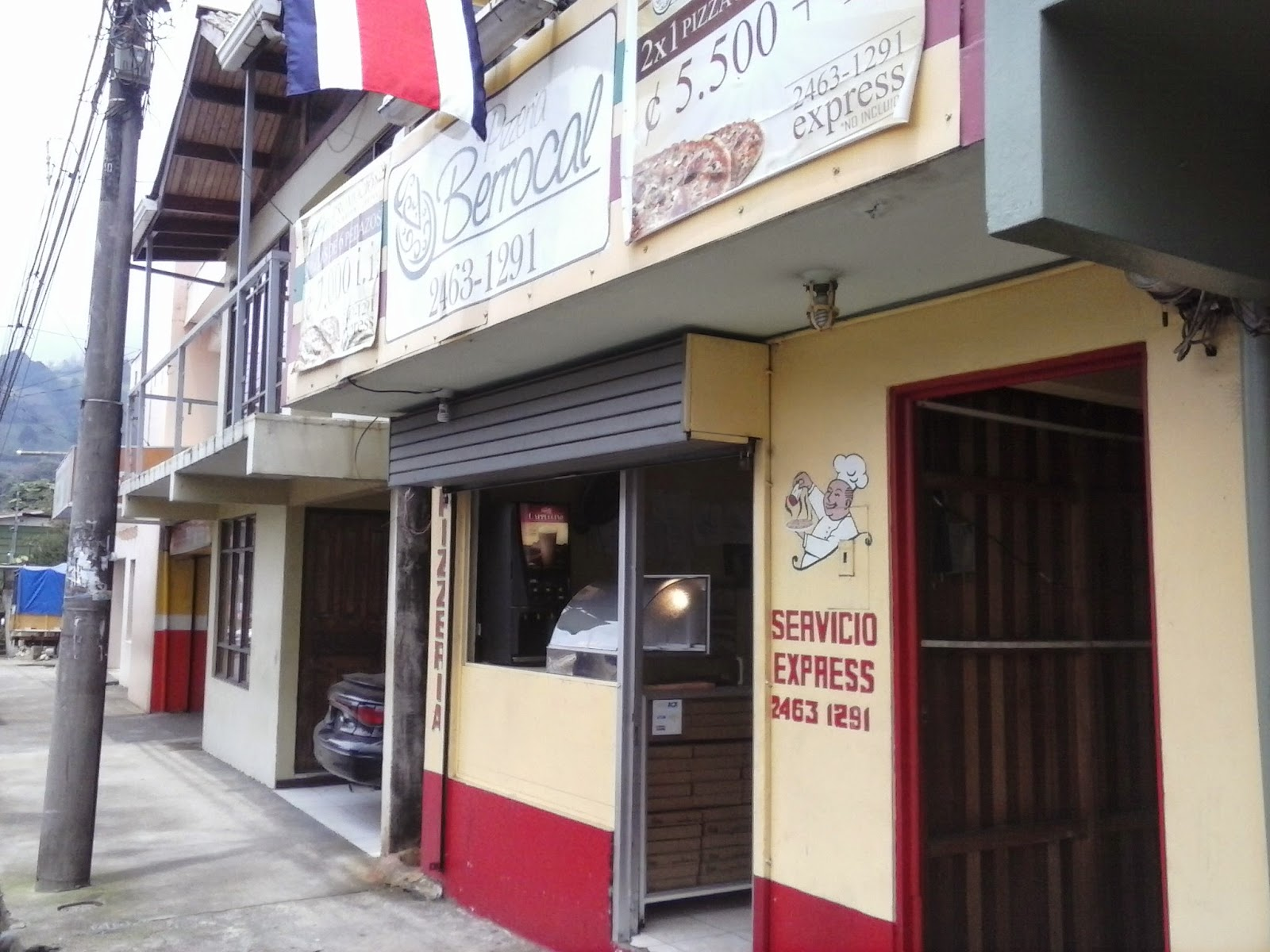 Zarcero Pizza Survey Costa Rica Bargain Hunter # Muebles Pizzeria