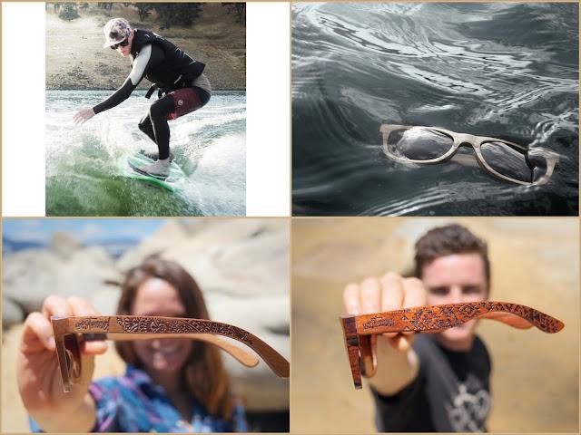 Westwood Sunglasses Tribal Line