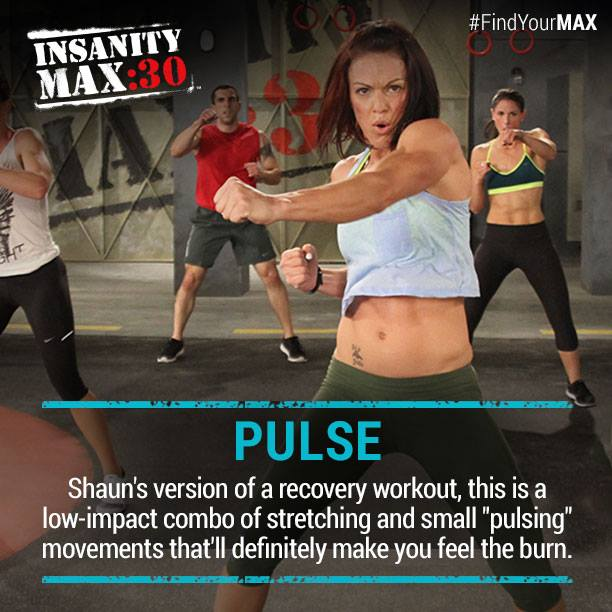 Insanity Max:30 - Pulse: Recovery Workout