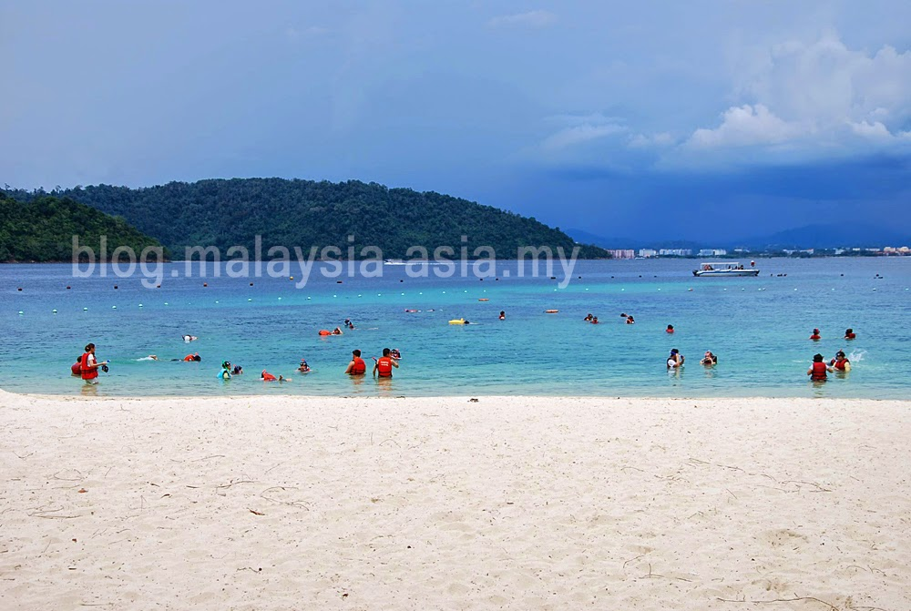 Sapi Island Beach Photo