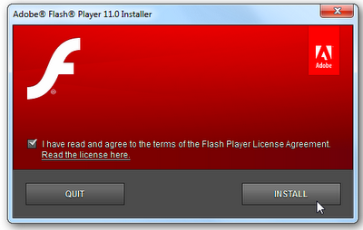 adobe flash game