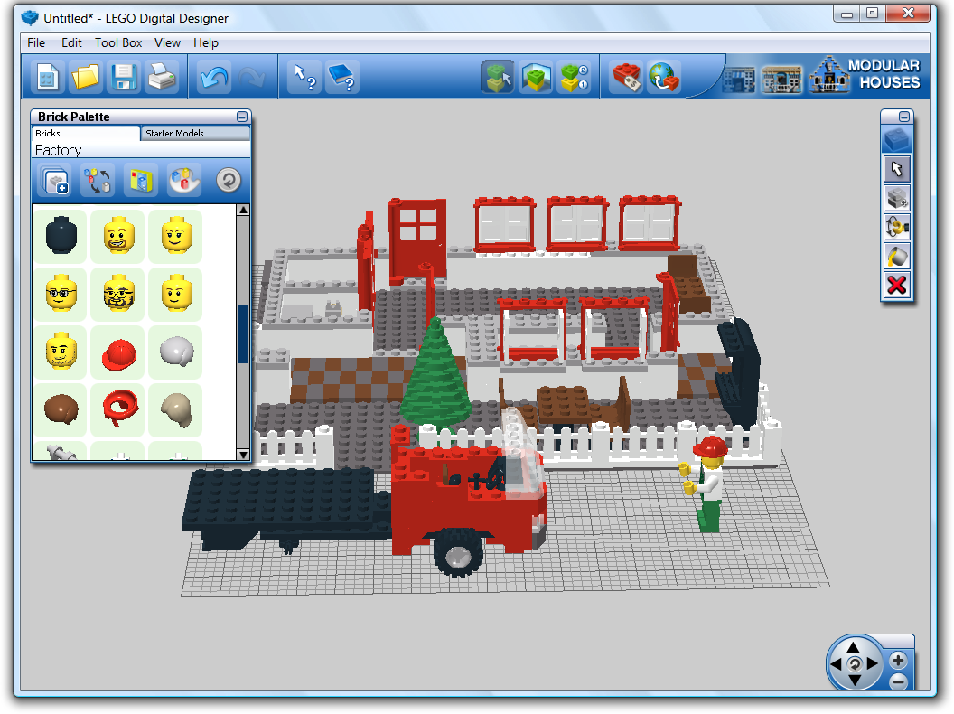 Blog a bing blog a boom how do you like your lego for Building builder online