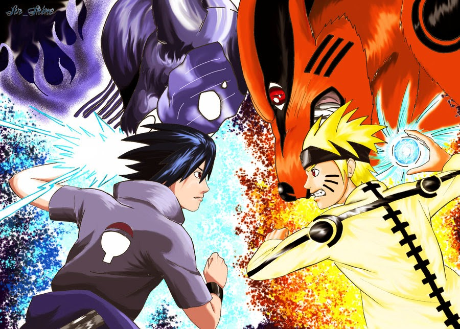 Cerita Naruto akan tamat 10 November