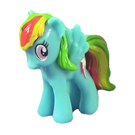 MLP Chocolate Egg Figure Rainbow Dash Figure by Confitrade