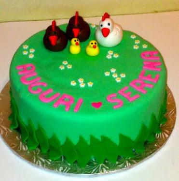 la torta delle galline :)