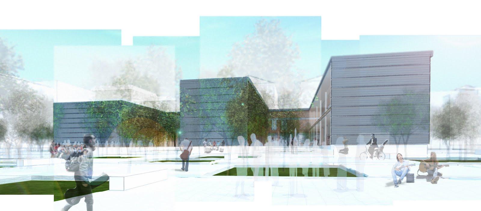 Infograf as para proyecto de fin de carrera de for Carrera de arquitectura