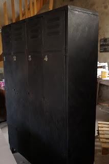 vestiaire métal mobilier industriel
