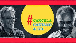 Campanha pede que Caetano e Gil cancelem o show em Israel