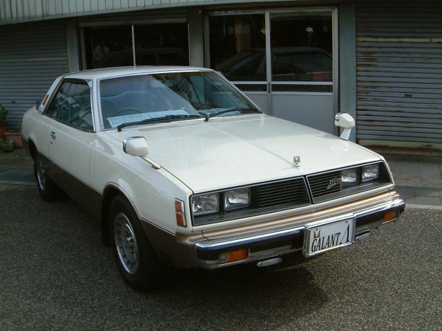 Mitsubishi Galant Lambda