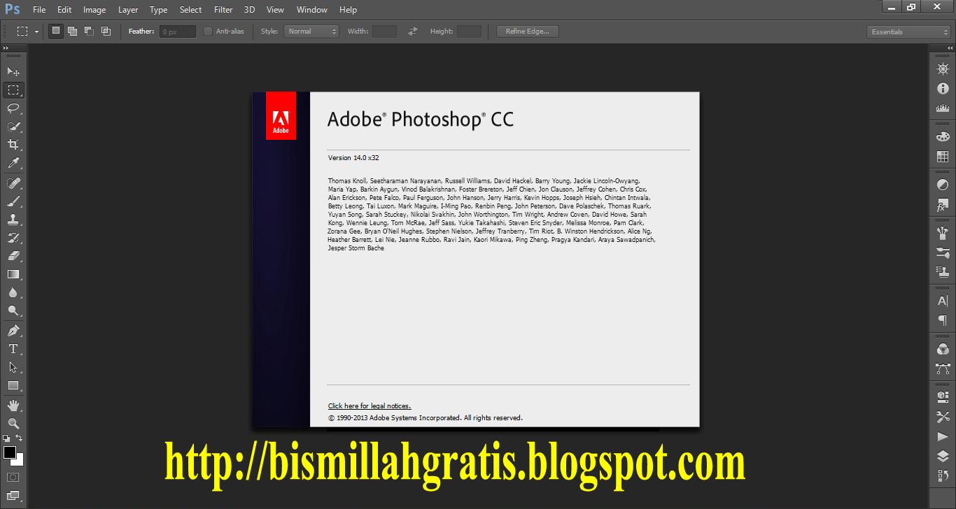 Adobe Photoshop CC 2019 Crack {amtlib.dll for 32/64 Bit ...