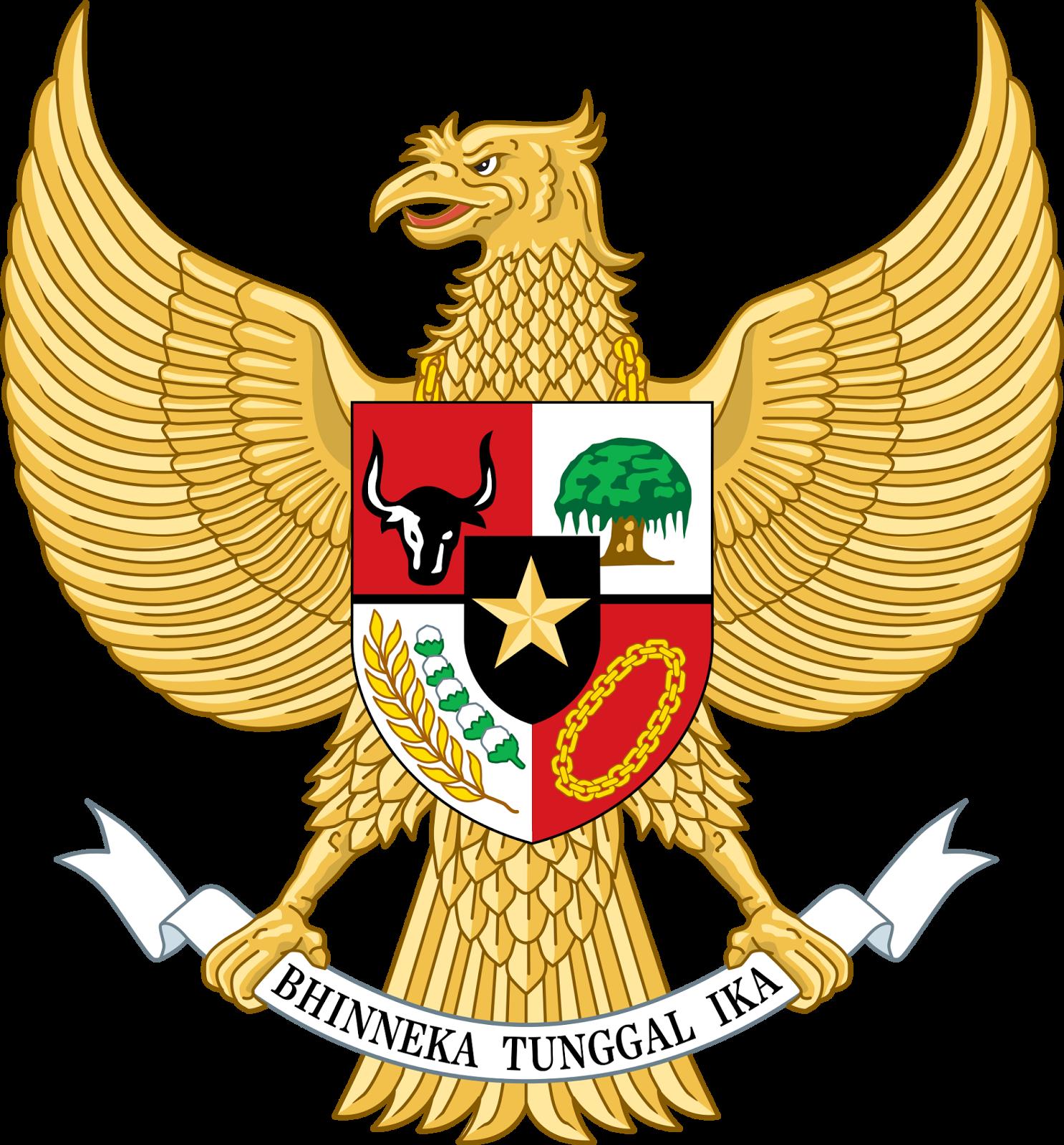 gambar garuda pancasila indonesia - gambar binatang - gambar garuda pancasila indonesia