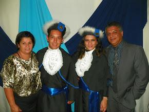 FORMATURA DA AFILHADA ARIANE