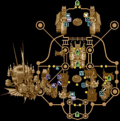 [Tutorial] แผนที่เมืองต่างๆ และ NPC ประจำเมือง Saint%27s_Haven
