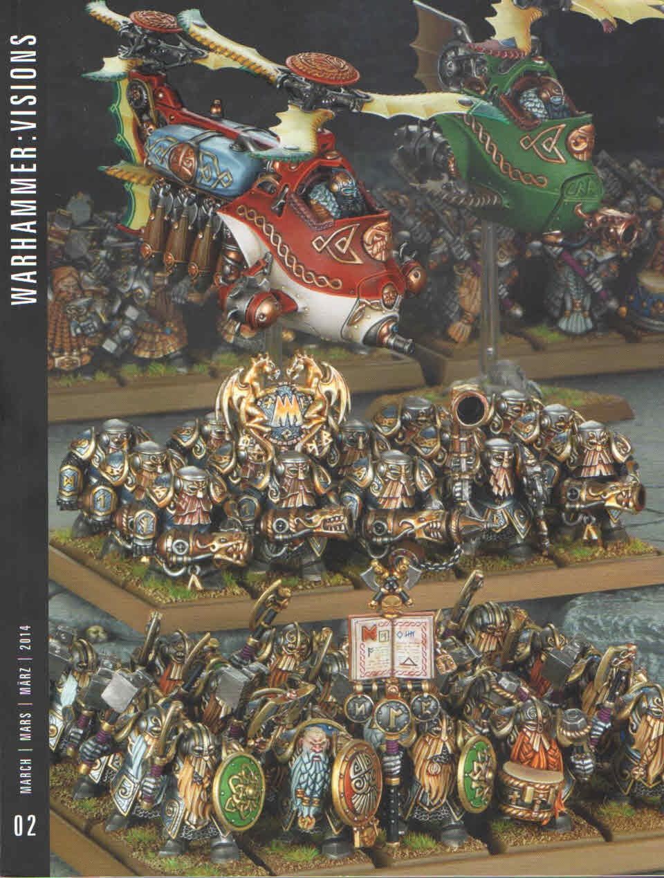 Warhammer: Visions, número 2