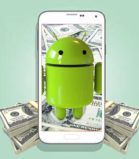Cara Menghasilkan Uang Melalui Android - Web Android Indonesia