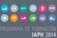 Programa 2014 - Web IAPH