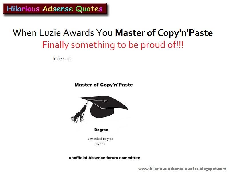 Best copy paste
