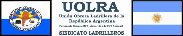 Sindicato Ladrilleros - UOLRA