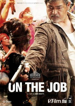 On The Job 2013 poster