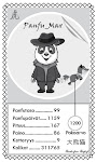 PandaTrumps -pelikortit