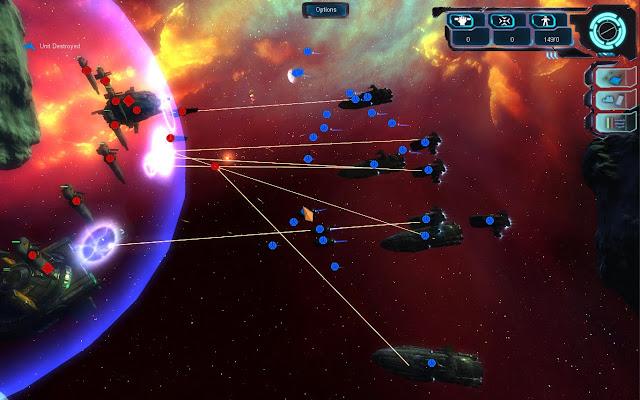 Capturas Gemini Wars PC Full descargar