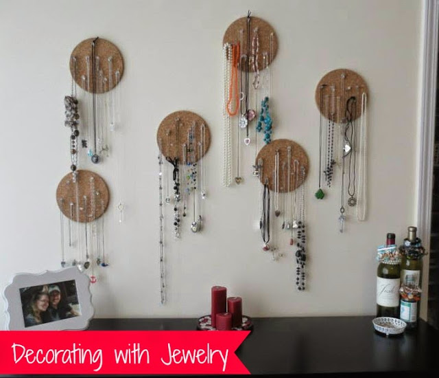 Decorating with Jewelry