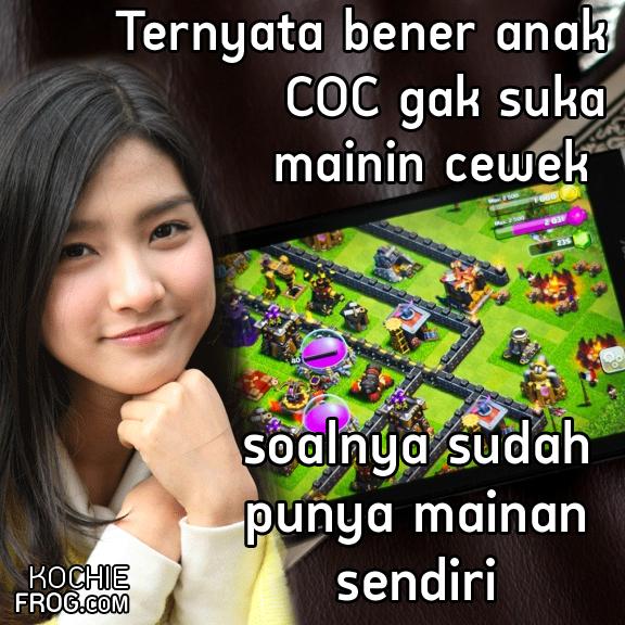 25 Gambar Dp Bbm Coc Clash Of Clans Terbaru 2017 Kochie Frog