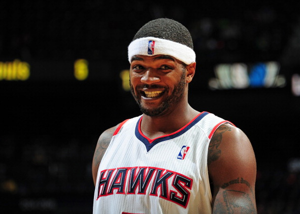 Josh Smith Hawks