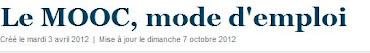 Le MOOC mode d'emploi