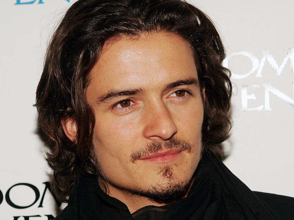 Orlando Bloom Wallpapers 2012