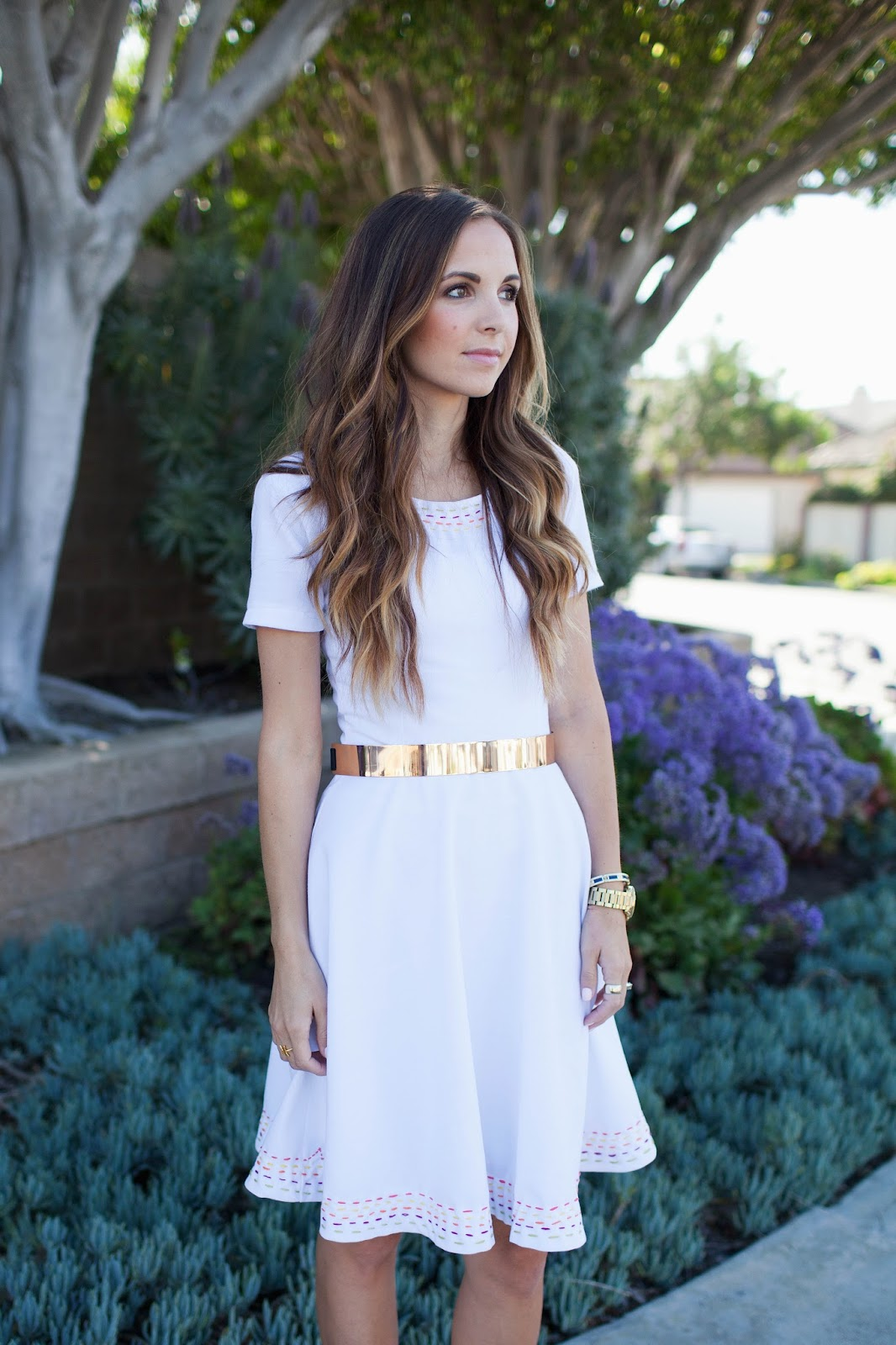 Diy friday embroidered mother s day dress tutorial