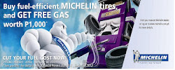 Free Gas Promo Michelin