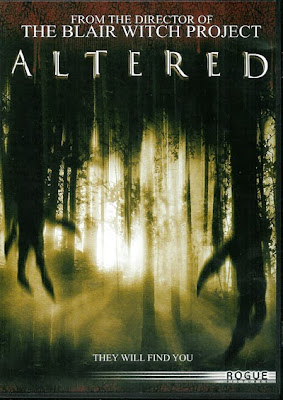 Altered movie poster