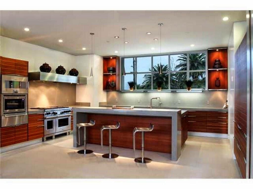 remodelling modern kitchen design - interior design ideas