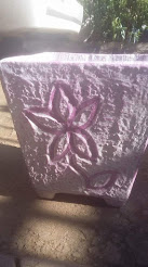 Caixa flor R$28,00