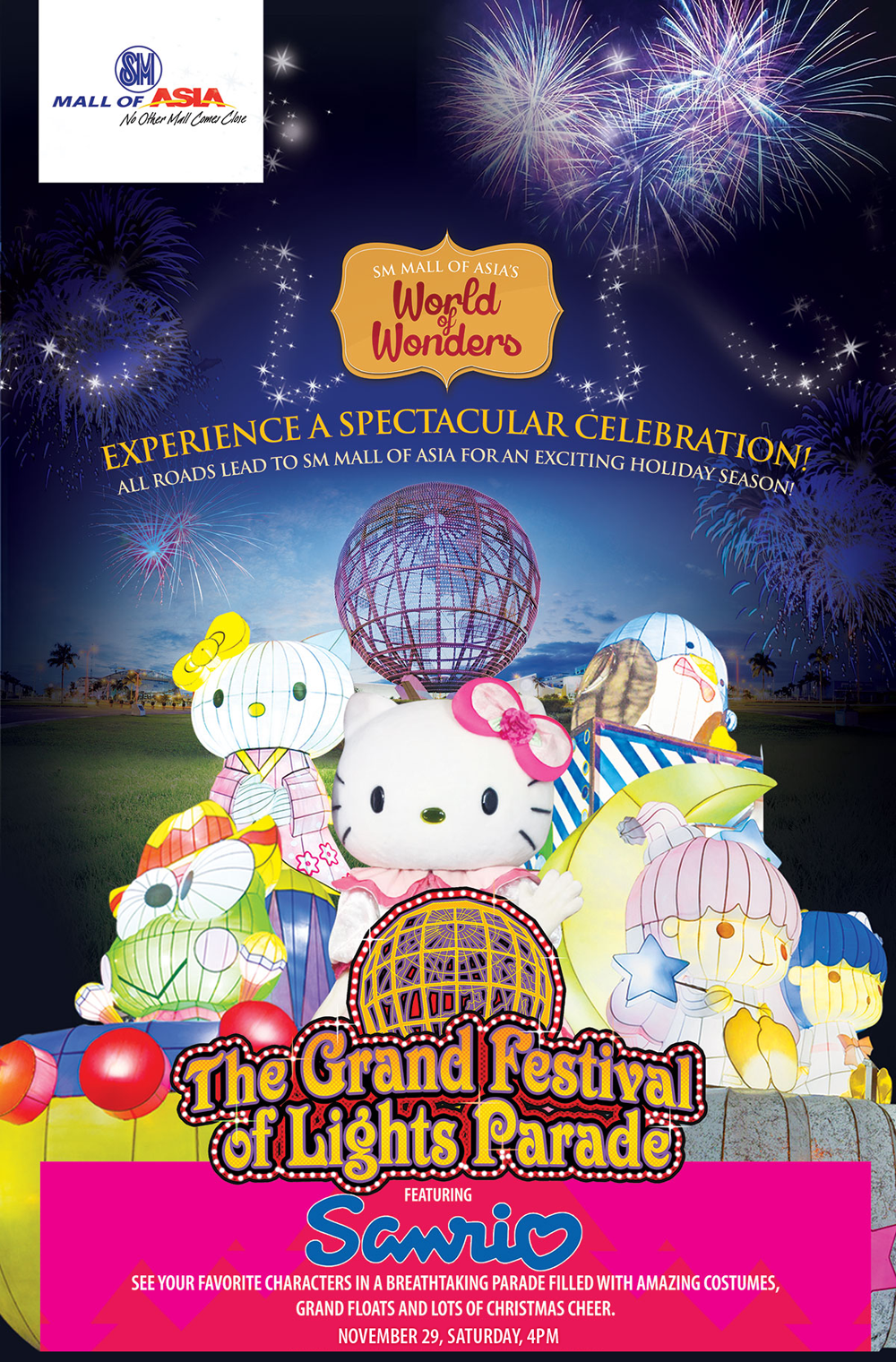 The Grand Festival of Lights