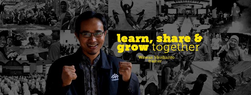 Wawan Herdianto | Motivator, Trainer Personal Development and Leadership