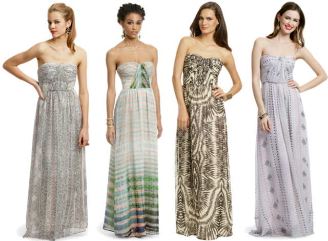 Rent the Runway Maxi Dresses for Daytime